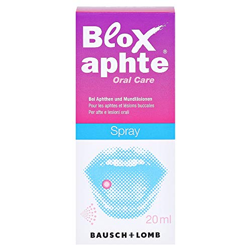 Bloxaphte Oral Care Spray, 20 ml