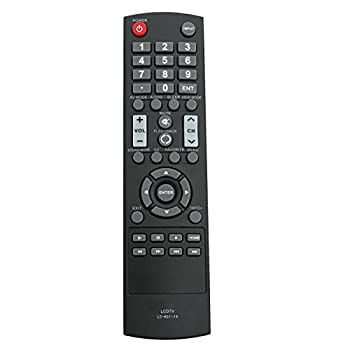 LC-RC1-14 Replace Remote for Sharp TV LC-32LB150U LC-42LB261U LC-50LB261U LC-32LB261U LC-42LB150U LC-50LB150U LC32LB150U LC42LB261U LC50LB261U LC32LB261U LC42LB150U LC50LB150U