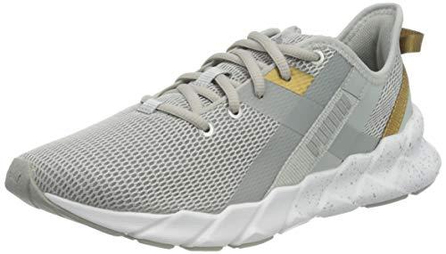 PUMA Damen Weave XT Metal WN's Sneaker, High Rise Silver, 42.5 EU