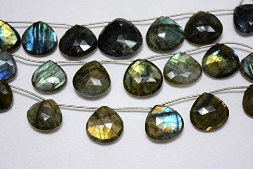 GemAbyss Beads Gemstone At the price Fire Tucson Mall Labradorite Blue