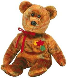 1 X TY Beanie Baby - KANATA the Bear (Canada Exclusive - Random Province/Territory)