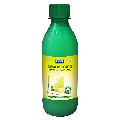 Keya Lemon Juice Concentrate, 500 Ml
