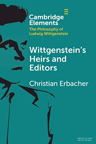 Book Cover for Wittgenstein*s Heirs and Editors