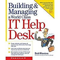 Building & Managing A World Class IT Help Desk【洋書】 [並行輸入品]