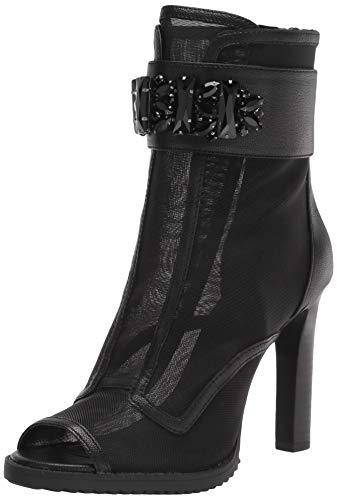 Karl Lagerfeld Paris Damen BLAYZE Stiefelette, schwarz, 36.5 EU