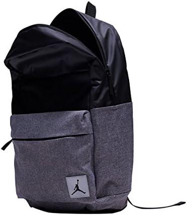 Nike Jordan Pivot Colorblocked Classic School Backpack (Black)
