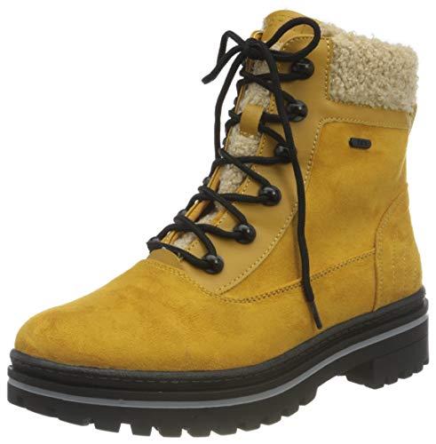 ESPRIT Damen 100EK1W314 Bootie, 700 / Amber Yellow, 39 EU