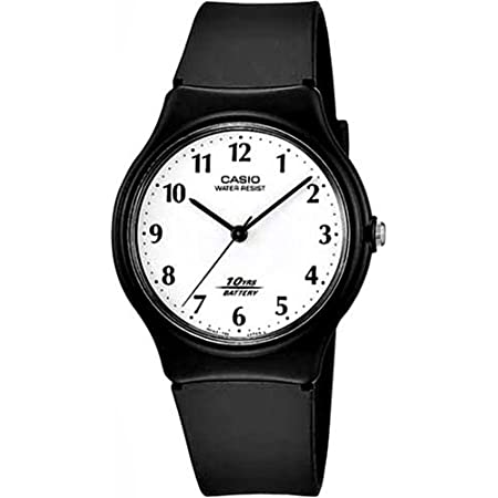[カシオ]CASIO 腕時計 スタンダード アナログウォッチ MLB-107-7B メンズ