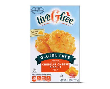cheese biscuit mix - 9