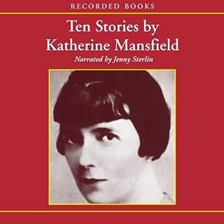 Ten Stories  audiobook cover art
