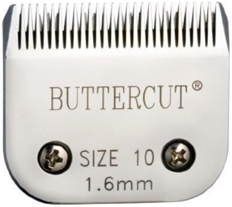 Geib Buttercut Stainless Steel Dog Clipper Blade, Size10, 1 16Inch Cut Length