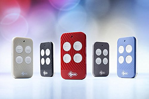 Mandos a distancia Air Silca Potrai duplicar la más amplia Varietà de mandos a distancia a código fijo y Rolling Air L - CRKE 1002190 - Frequenza fissa 433.92 MHz