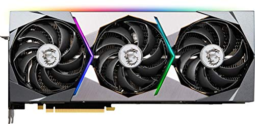 MSI GeForce RTX 3080 10 GB SUPRIM X Video Card