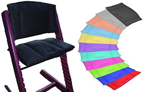 Little Sweetz ** TRIPP TRAPP Set UNI COLORS ** Sitzkissen/Sitzverkleinerer für Hochstuhl - kompatibel mit Tray Table - Viele Farben !