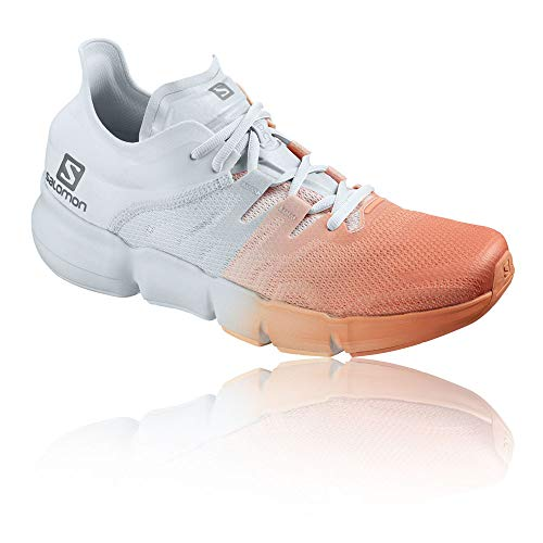 Salomon Predict Ra W Zapatillas de correr para mujer, Rojo (Rubio Oscuro Naranja (Tawny Orange)), 35.5 EU