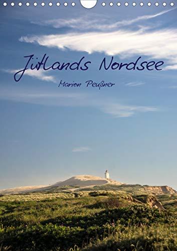 Jütlands Nordsee (Wandkalender 2021 DIN A4 hoch)