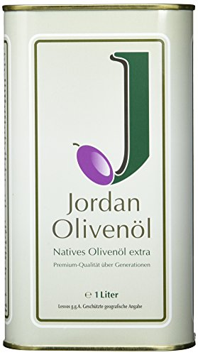Jordan Olivenöl - Natives Olivenöl extra (1 l)