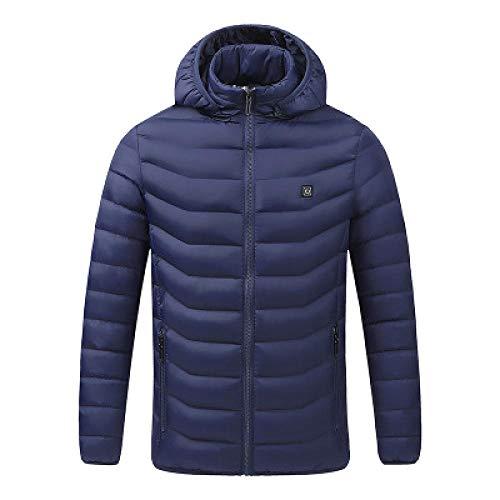 ZR1LZ Chaleco térmico polar ligero, ligero, invierno/esquí/motocicleta/senderismo/pesca/golf/chaleco exterior con calefacción