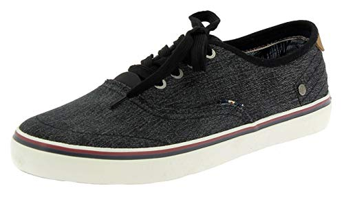 Wrangler Chaussures de Sport Legend Board Noires 42 EU