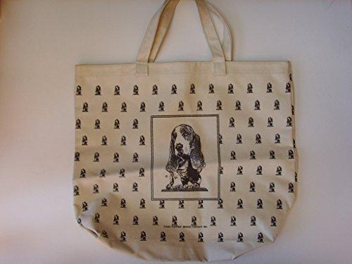 Hush Puppies 1981 Tote Bag Purse Collectible 14' x 16'