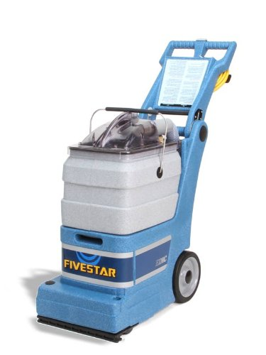 New EDIC Fivestar Self-Contained Carpet Extractor 401TR