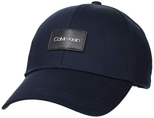 Calvin Klein Herren Bb Cap Baseballkappe, Ck Navy, Einheitsgröße