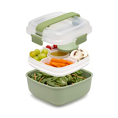Goodful Lunch To Go Salad Container