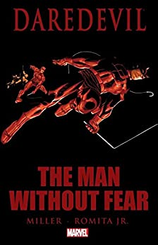 Daredevil: The Man Without Fear (Daredevil: The Man Without Fear (1993-1994)) by [Frank Miller, John Romita Jr., John Romita]