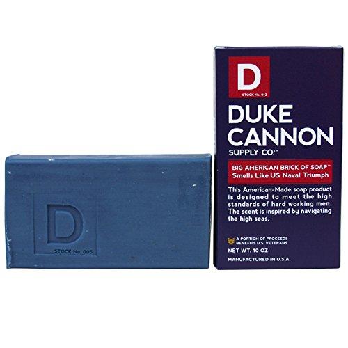 Duke Cannon Men's Bar Soap