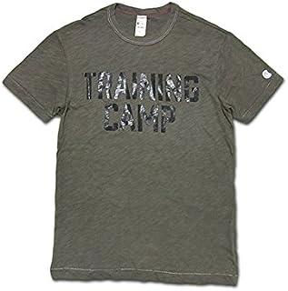(トッド・スナイダー)TODD SNYDER×CHAMPION メンズ コラボレーションTシャツ オリーブ [並行輸入品]