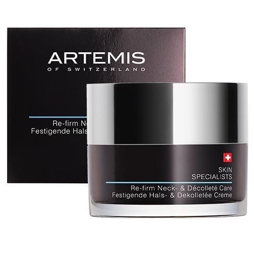 Artemis of Switzerland Skin Specialists Re-Firm Neck & Decollete Care