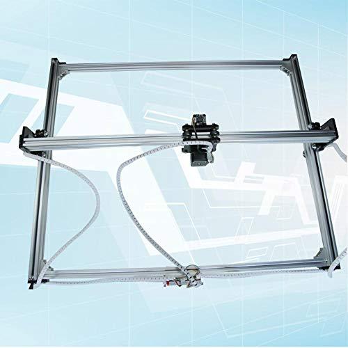 Rosvola 500mW incisore Laser Desktop, Mini Kit Fai-da-Te per Macchina da Taglio per Incisione Desktop per Incisione su Metallo e Incisione e Taglio del Legno Profondo(UK)