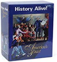 5th Grade History Alive Americas Past Teacher Resources Kit Grade 5 Teacher Edition Lesson Guide Transparencies Placards Interactive Desk Map Student Edition Audio CD Interactive Notebook