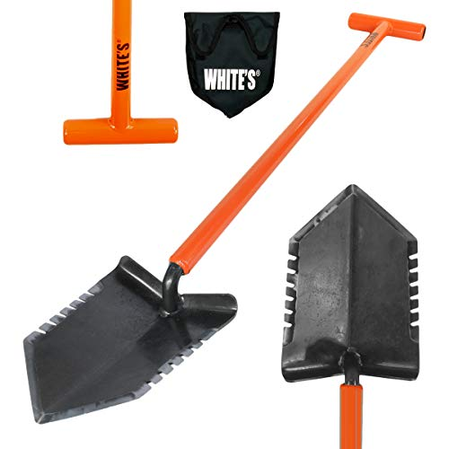 GROUND HAWG White's Shovel for Hardcore Hunters