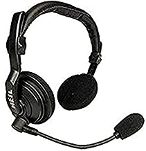 Heil Pro-micro Dualheadset W/hc-6.-3db Points Are Fixed At 100hz and 12 Khz with Sensitivity Of-57db At 600ohms Output Impedance (Centered At 1 Khz).designed for Commercial Broadcast Applications. Original Heil Sound