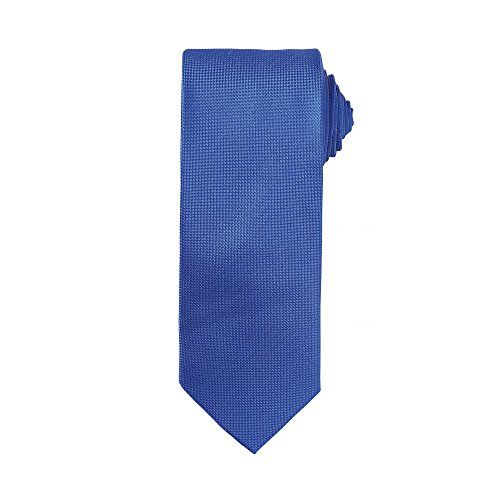 Premier - Corbata formal para hombre (Paquete de 2) (Talla Única) (Azul)