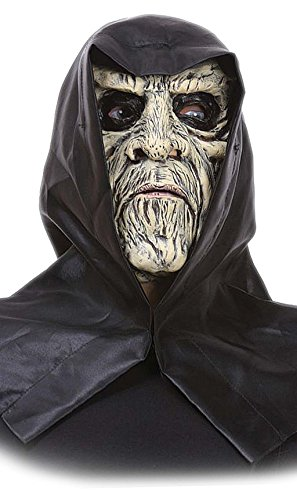 Masque latex zombie adulte