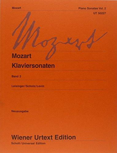 Sonaten 2 Piano (Wiener Urtext)