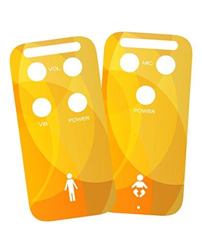 Vital Innovations 328288 _ orange capidi Cache pour babyphone, Orange