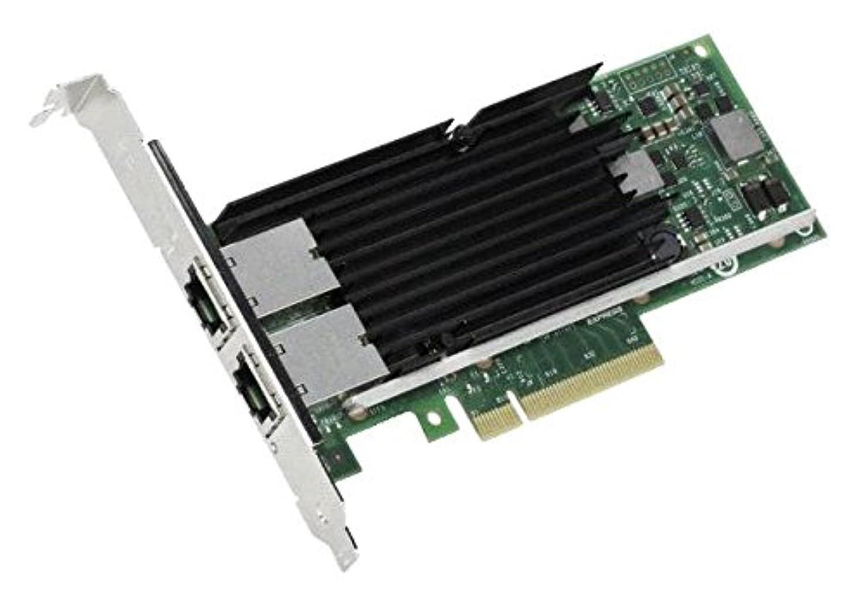 自発的有料近代化【1年保証】インテル Intel Ethernet Converged Network Adapter X540-T2 デュアルポート ※日本企業です。国内で「在庫、出荷、サポート、保証」します。