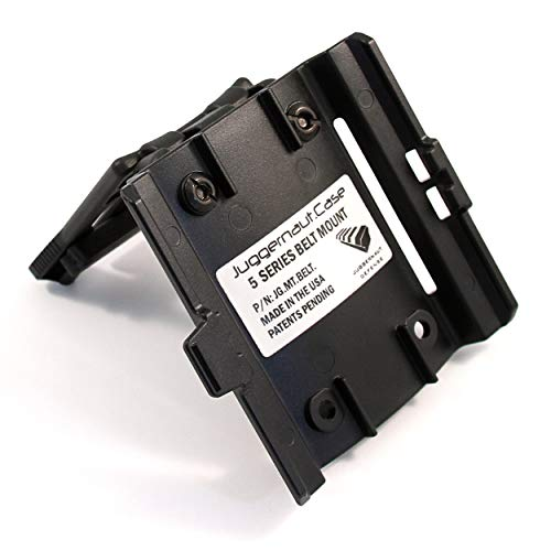 Juggernaut.Case Belt Clip Mount - Compatible with 4.5 Inch Series IMPCT Case