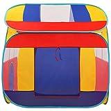 vidaXL Spielzelt mit 300 Bällen Handtasche Pop Up Spielhaus Kinderspielzelt Kinderzelt Babyzelt...