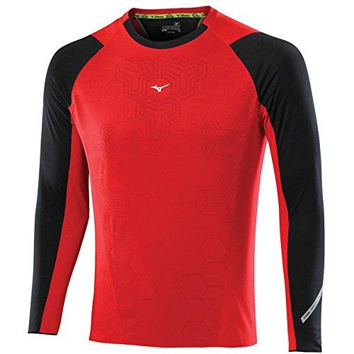 Mizuno Drylite Premium Manches Longues T-Shirt Course à Pied - XXL