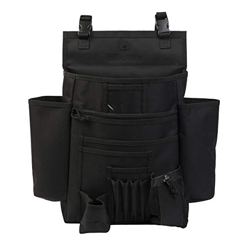 Departed Seat Organizer, Outdoor Tactical Squad,Military Sportpack Daypack (Black)