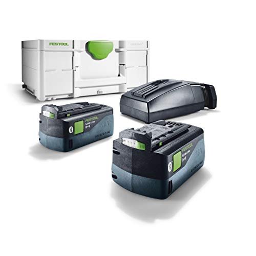 Festool Energie-Set SYS3 ENG 18V 2x5,2/TCL6 – 576810