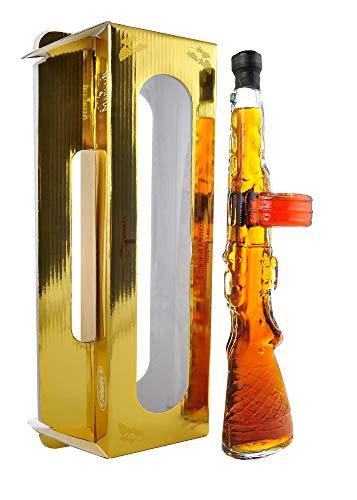 Armenischer Brandy Gewehr, 5 Jahre gereift, 0,5L, 40{98494d4fe4acdb6fb0cb847d70097959c1158ff0c16eb314ddf099a3f42b7336} Alk