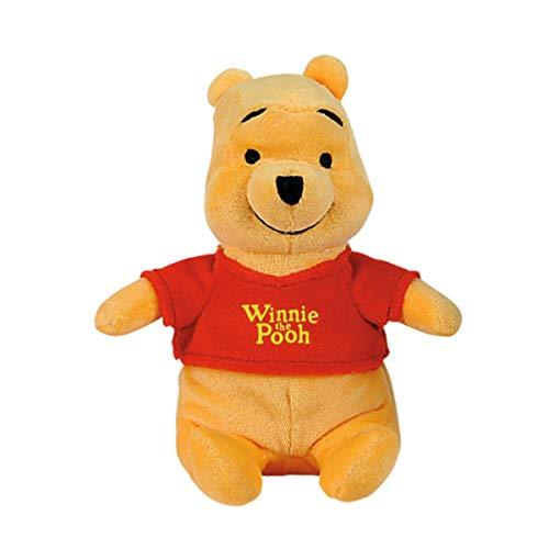 Doudou Malin Disney Winnie l'ourson Peluche Core 20 cm