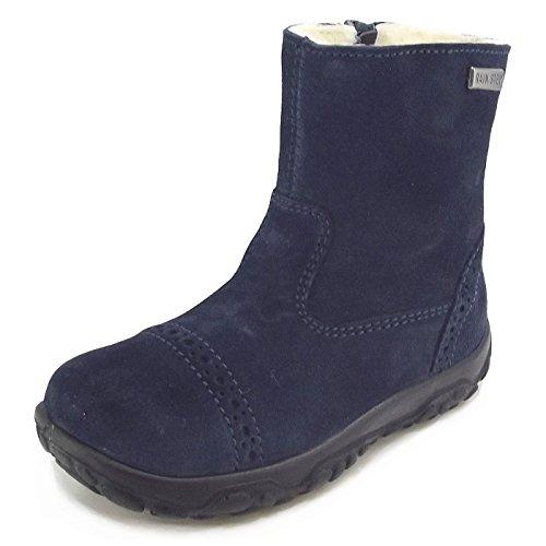 Naturino Rain-Step Dukat 162-0013001112-01 Kleinkinder Winterstiefel, dunkelblau (Blue), Gr. 19