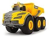 Dickie Toys 203723004 Volvo Knickgelenkter Dumper, Kipper, Muldenkipper, Kipplaster, Baufahrzeuge...