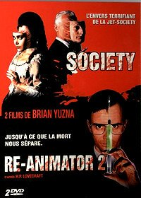 Society + La fiancée de Re-Animator [Francia] [DVD]
